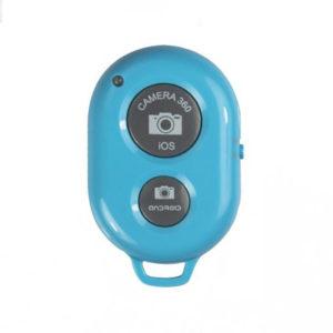 Télécommande bluetooth pour Smartphone_Bleu 01