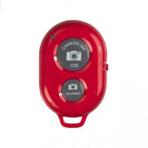 Télécommande bluetooth pour Smartphone_Rouge 01