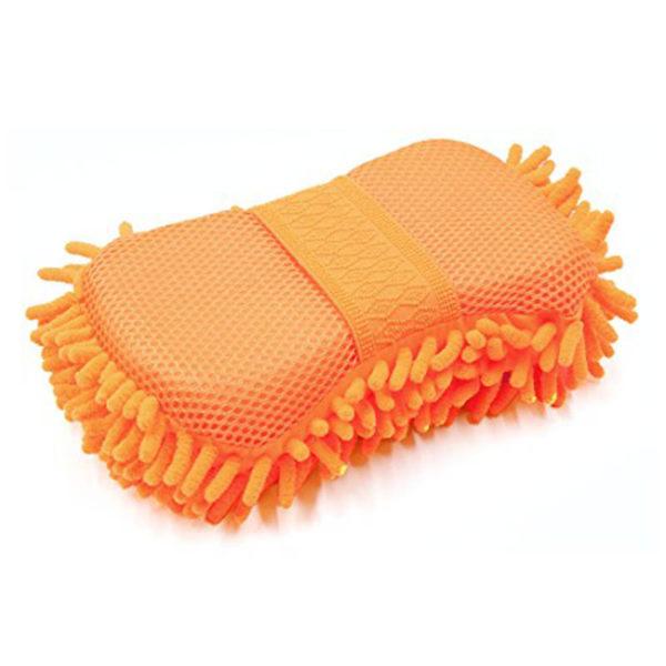 Brosse dépoussiérante colorée   Orange