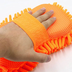 Colorful dusting brush | Orange
