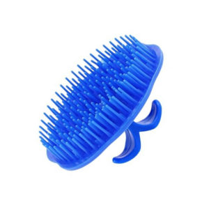 Brosse de massage pour cheveux Bleu 01