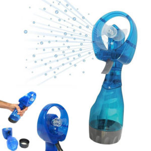 Portable colorful fogger | Blue