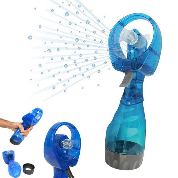 Brumisateur portable Bleu 02