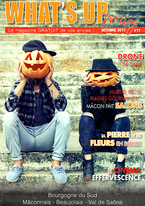 Magazine Whats Up Macon 10-2017_Numero 11_Couv