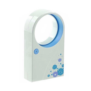 Mini ventilateur sans pales Bleu 01