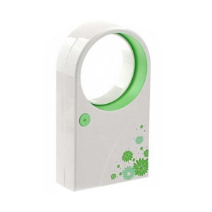Mini ventilateur sans pales Vert 01