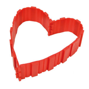 Customizable cake mold | Red