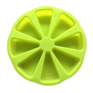 Silicone mold cake parts | Green