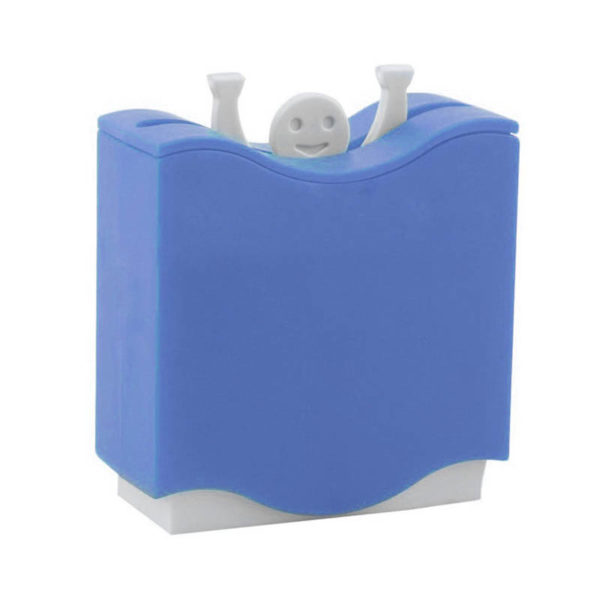 Colored box for toothpicks | Blue