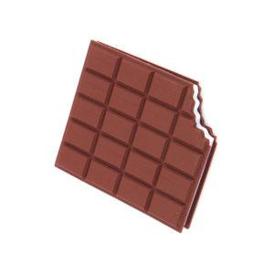 Carnet Tablette de chocolat 01