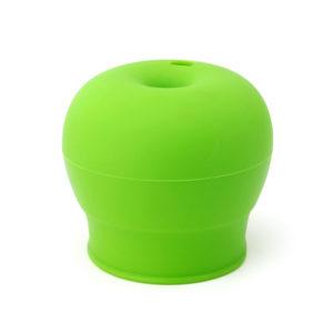 Couvercle de verre silicone - Green