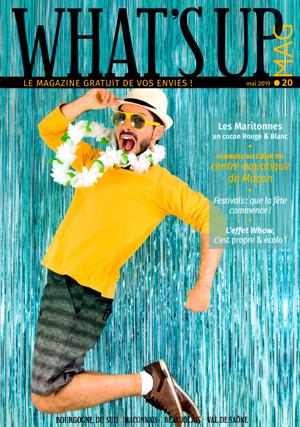 Magazine Whats Up Macon 05-2019_Numero 20_Couv