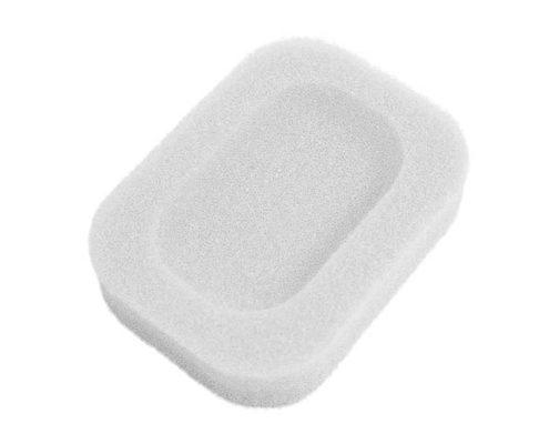 Porte-savon Éponge coloré Blanc 01