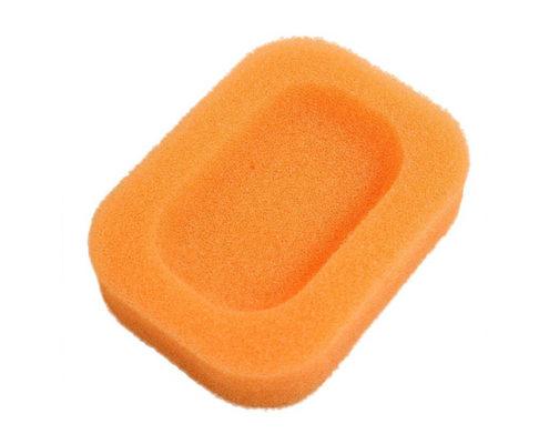 Porte-savon Éponge coloré Orange 01