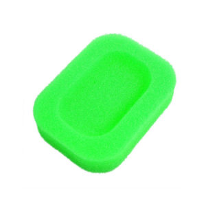 Soap dish Colored sponge | Green