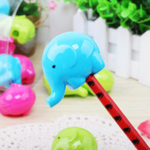 Elephant Pencil Sharpener | Blue