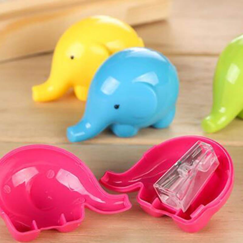 Taille-Crayon Éléphant 04