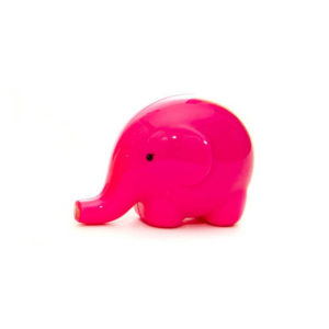 Elephant Pencil Sharpener | Pink