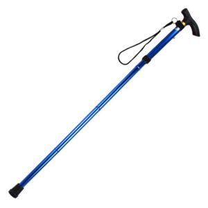 Lightweight foldable walking stick | Blue