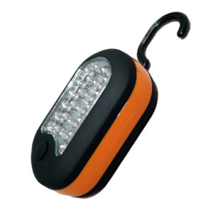 Portable Magnetic Lamp and Torch | Orange