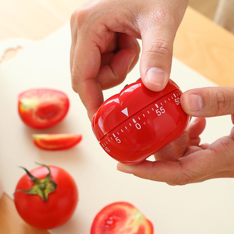 Minuteur ludique Tomate 02