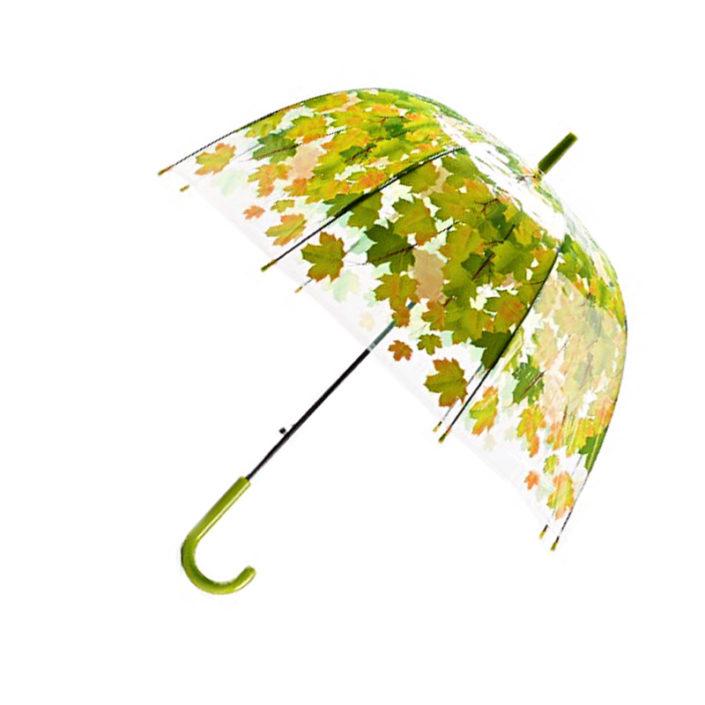 Parapluie feuillage Jaune 01