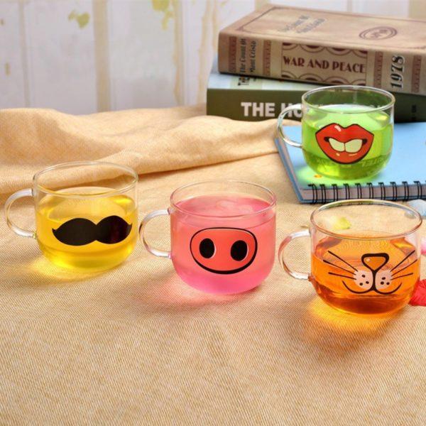 Tasses à thé ludiques 01