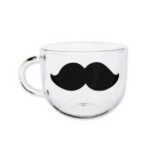 Tasses à thé ludiques_Moustache 01