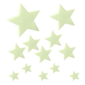 rideaux etoiles phosphorescentes New