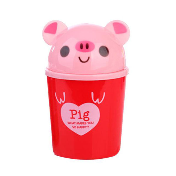 Cute mini basket | Pig