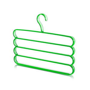 Multiple colored hanger | Green