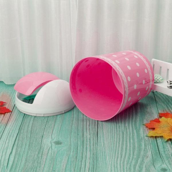 Mini colored basket | Pink