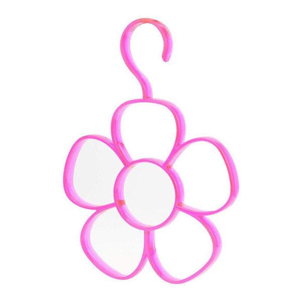 Porte-foulard Rose 01