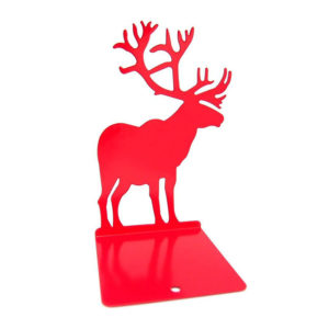 Moose Book Holder | Red