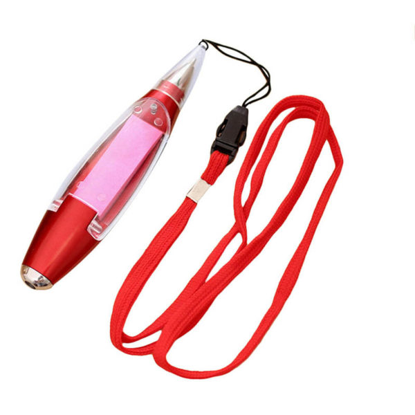 Multifunction LED pen | Red