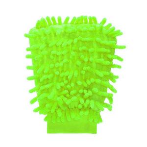 Gant dépoussiérant coloré Vert 01