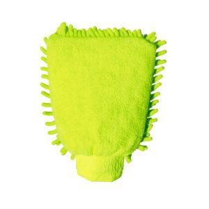 Gant dépoussiérant coloré Vert 02