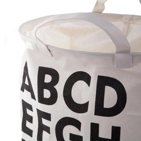 Sac à linge ludique Alphabet 03