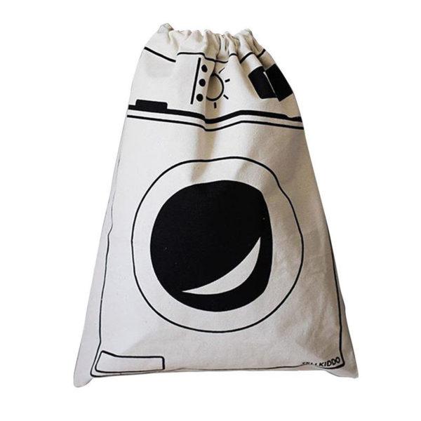 Sac à linge ludique Machine à laver 01