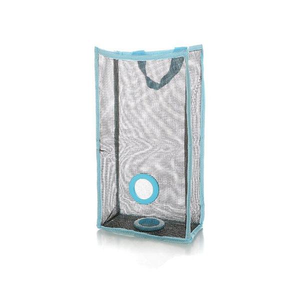 Colorful bag dispenser   Blue