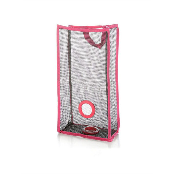 Distributeur de sac coloré_Rose 01