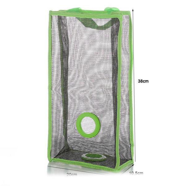 Distributeur de sac coloré_Vert 02