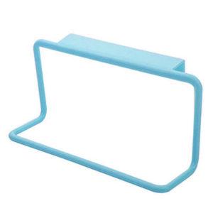 Porte-Serviette Multifonction Coloré Bleu 01