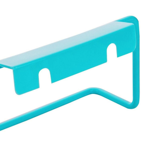 Color Multifunction Towel Bar | Blue