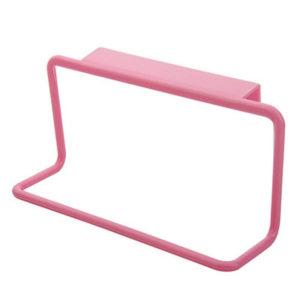Color Multifunction Towel Bar | Pink