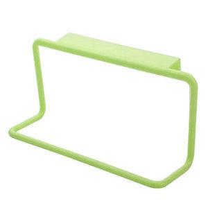 Porte-Serviette Multifonction Coloré Vert 01