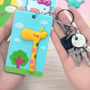 Fun card holder | Giraffe