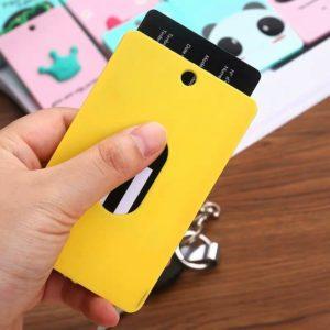 Fun card holder | Duck
