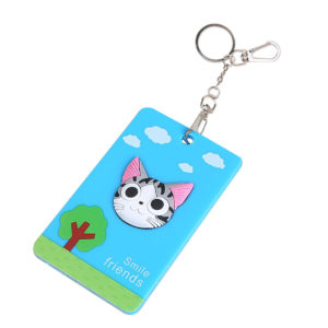Porte-carte ludique Chat 01