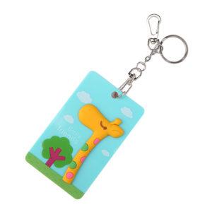 Porte-carte ludique Girafe 01